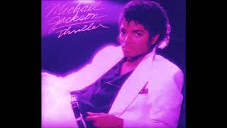 Michael Jackson - Thriller - Dimension 161 Album Version