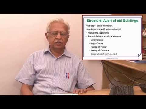 Structural Audit of Old Buildings Part-I