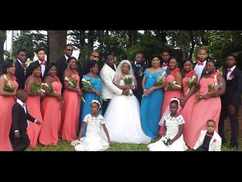 Phillip & Anastacia Roberts Wedding In Bahamas