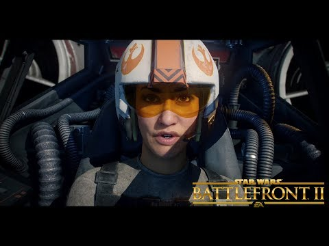 Star wars : battlefront 2 / Le film d'animation complet en francais