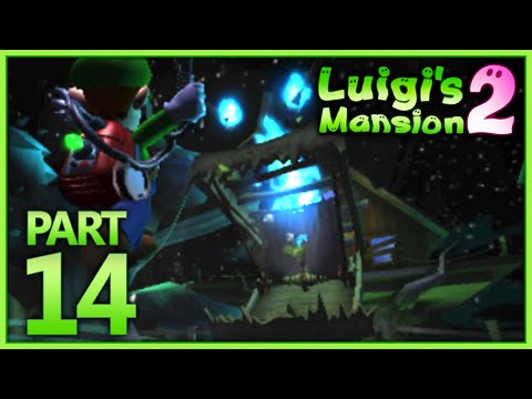 BOSS BATTLE! WIPFELSTÜRMER! | LUIGI'S MANSION 2 #14 | LUIGI'S MANSION 2 Deutsch Part 14