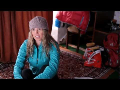EXCLUSIVE: Lynsey Dyer Skis India