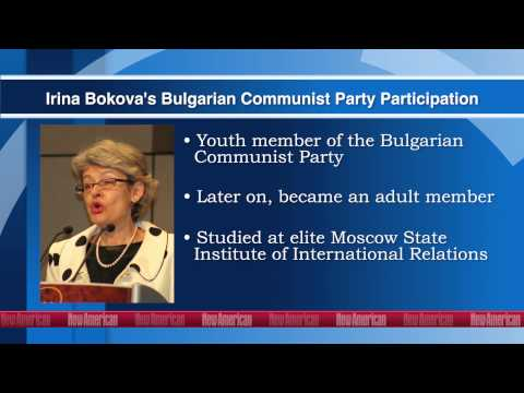 Bulgarian Communist and UNESCO Boss Irina Bokova May Lead UN
