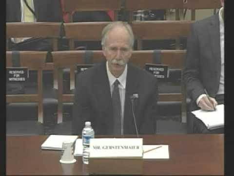 House Subcommittee on Space Hearing: Space Launch System and