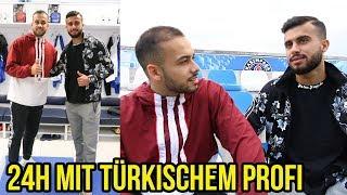 So ist es Fussball Profi zu sein in der Türkei l Kasimpasa Azad Toptik