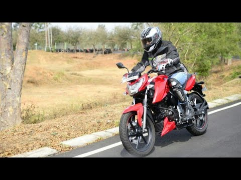 2018 TVS Apache RTR 160 4V – First ride review!!!
