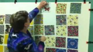 Quilting Design Wall (mulberry Millie)
