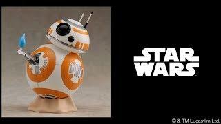 「ねんどろいど BB-8」磁石ギミックをご紹介♪ ねんどろいど 検索動画 10