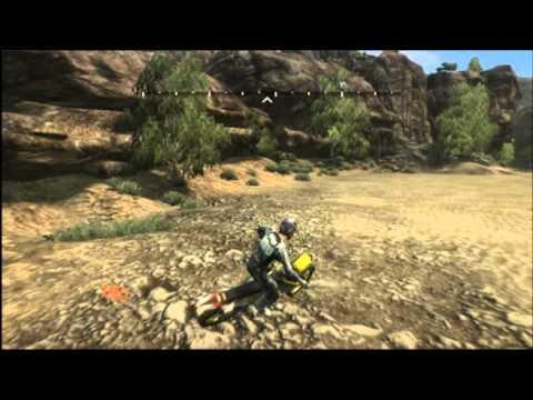 Обзор игры  MX vs ATV Reflex