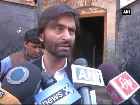Colonies for Kashmiri Pandits: Yasin Malik detained ahead of Thursday's shutdown - ANI News