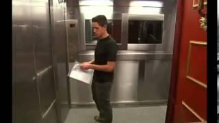 Skrytá Kamera 2 - Nebožtík ve výtahu
