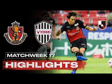 Nagoya Kobe Goals And Highlights