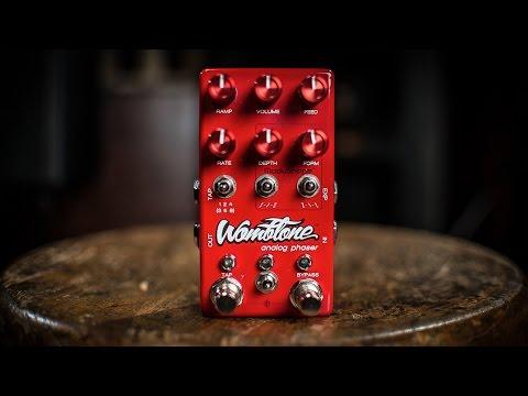 Chase Bliss Audio Wombtone Analog Phaser Effects Pedal