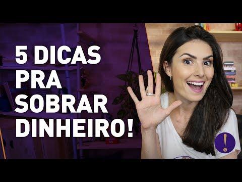 COMO SOBRAR DINHEIRO: