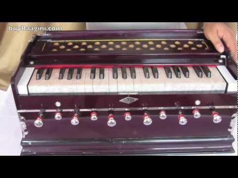 Harmonium for Sale 11 Stop A440, Coupler, 42 Keys etc. DD Model 2012