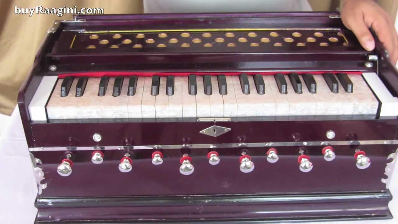Harmonium for Sale 11 Stop A440, Coupler, 42 Keys etc  DD Model 2012
