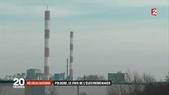 Pourquoi les grandes entreprises européennes se délocalisent  en Pologne ? 07 03 2017
