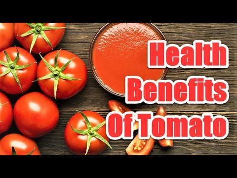 Top 9 Surprising Health Benefits Of Tomato