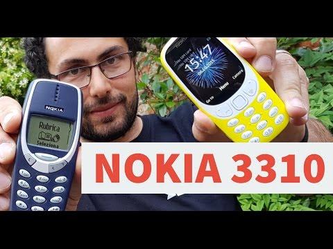 NOKIA 3310 2017 vs NOKIA 3310: 17 anni dopo
