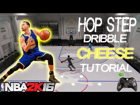 NBA 2K16: How To Do Stephen Curry's Hop Jumper/Hesitation!!