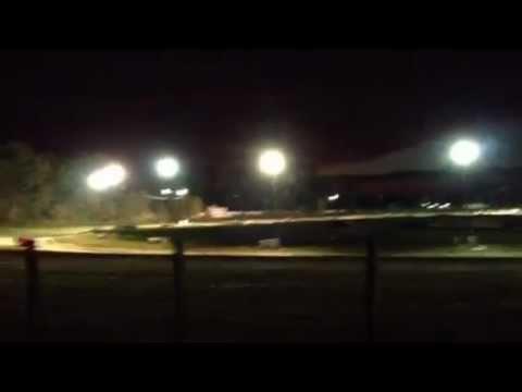 Paul's race Georgetown Speedway