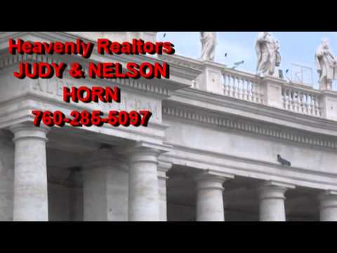 The VATICAN loves Realtors, Judy and Nelson Horn