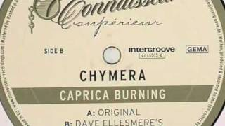 Chymera Caprica Burning