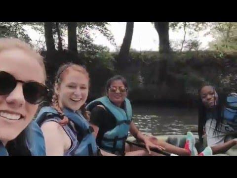 Kayaking in Big Wills Creek