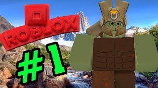 Roblox Monster Islands-Graahken'Hulk Clash Boss Thor Lai Hulk #1