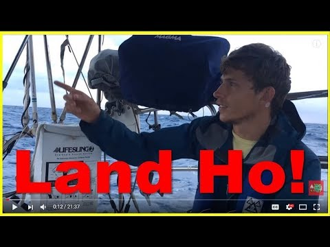 LAND HO! After 27 Days at SEA, Exploring Hiva Oa, Marquesas S2E5