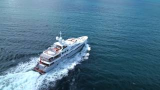 ASTRA 55M AMELS SUPER YACHT [ 1080HD ]