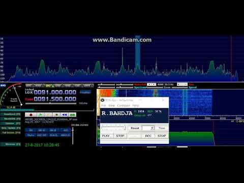 Radio EL Bahdja (ALG) 91.50 mhz - 1141utc - 25/08/2017