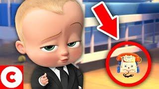 10 Détails Incroyables Cachés Dans Les Films d'Animation 2