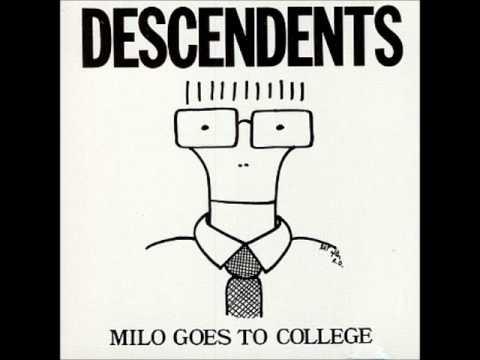 Descendents - Milo Goes To College ( Almost The Full Album ).wmv