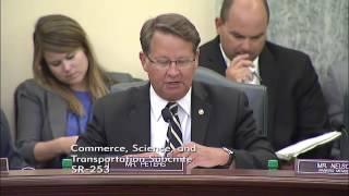 NASA at a Crossroads, Senate Space Subcommittee, July 13, 2016