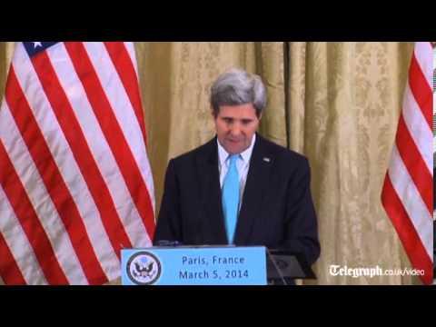 John Kerry: Ukraine's territorial integrity must be restored