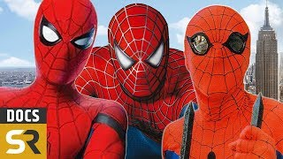 Spider-Man: The History Of Marvel's Web-Slinger In Film