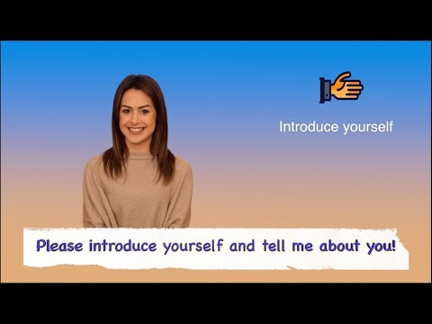 Who are You? Learning English Songs  Alison