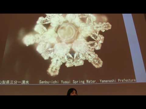 Dreamres Conference Michiko Hayashi Emoto Peace Project Healing With Water W Credits Movie