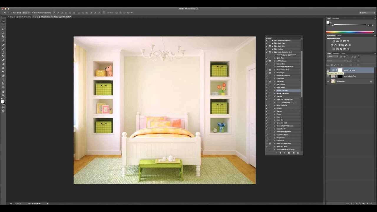 Correct your white balance in a click photoshop tutorial youtube correct your white balance in a click photoshop tutorial baditri Images