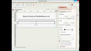 How to create report group in Jaspersoft Studio