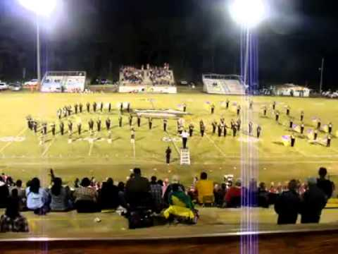 Greenville High School Tiger Pride Marching Band