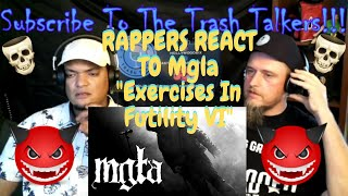 "Rappers React To Mgla ""Exercises In Futility VI"""
