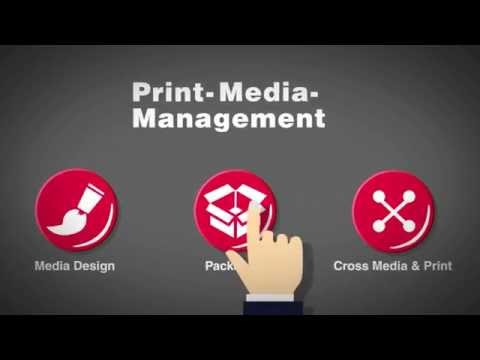 Imagevideo des Studiengangs Print-Media-Management (HdM Stuttgart)