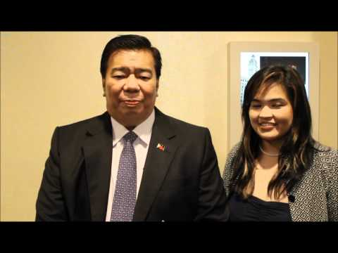 "Sen. Franklin Drilon endorses ""Rizal's Sweet Stranger"""