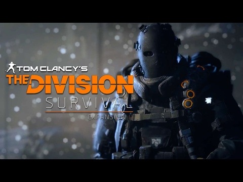 [LIVE] Jucam Survival Mode in The Division