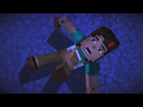 Minecraft: Story Mode - All Death Scenes Season 1 (Episodes 1-8) 60FPS HD