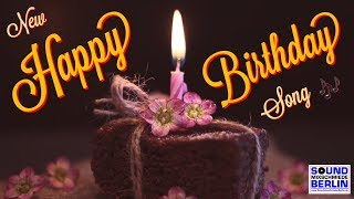 """Happy Birthday Song ❤️best New Good Wishes """"happy Birthday"""" Song 2020 For Adults 🍀lyrics Bday Video"""