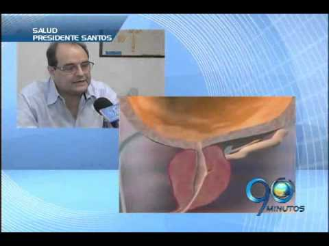 cómo se hace una cirugía de próstata