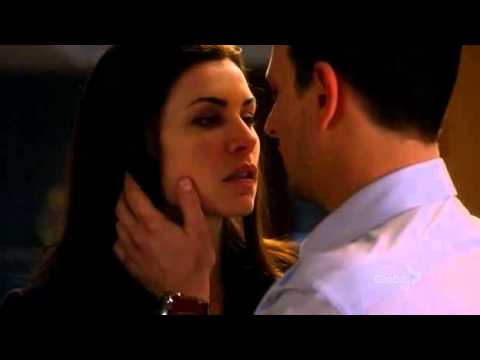 The Good Wife: The First Kiss